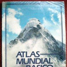 Libros de segunda mano: ATLAS MUNDIAL BÁSICO;PLANETA DE AGOSTINI 1984. Lote 29407823