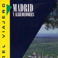Libros de segunda mano: GUÍA DEL VIAJERO - MADRID Y ALREDEDORES. Lote 29435186