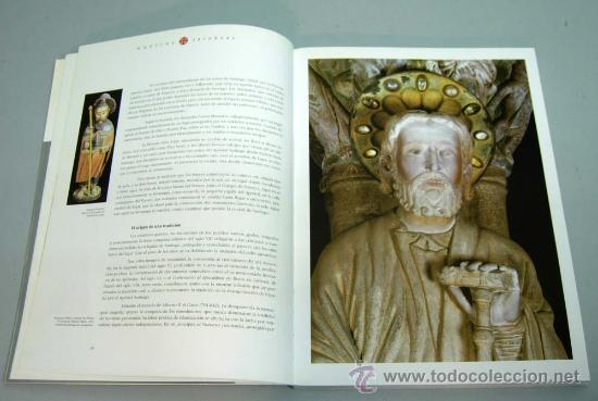 Libros de segunda mano: Huellas jacobeas Xacobeo 99 Camino de Santiago Xunta de Galicia 1999 - Foto 2 - 29500281