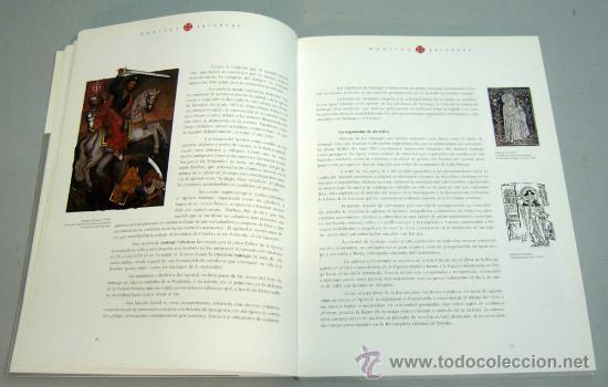 Libros de segunda mano: Huellas jacobeas Xacobeo 99 Camino de Santiago Xunta de Galicia 1999 - Foto 3 - 29500281