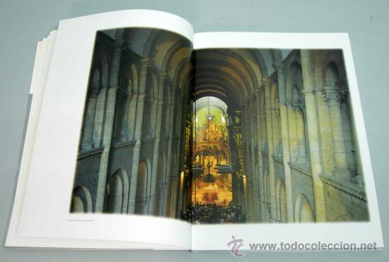 Libros de segunda mano: Huellas jacobeas Xacobeo 99 Camino de Santiago Xunta de Galicia 1999 - Foto 4 - 29500281