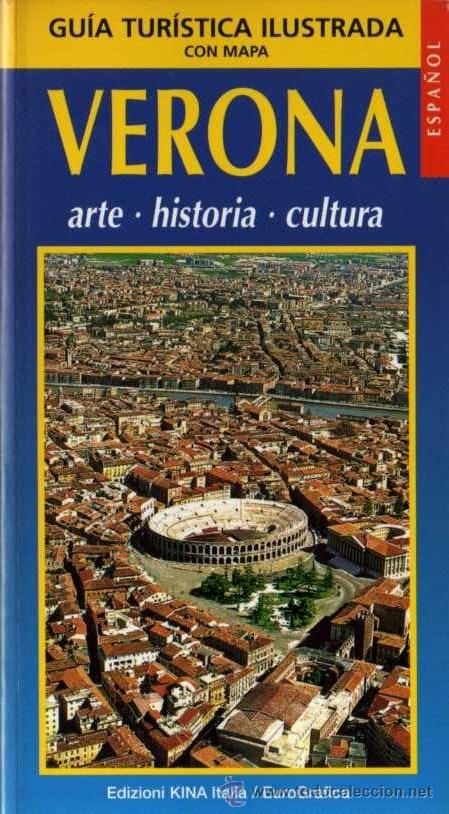 Guia Turistica Ilustrada Con Mapa Verona Edi Sold Through