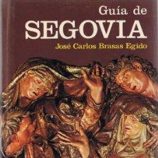 Libros de segunda mano: GUÍA DE SEGOVIA. Lote 30085688