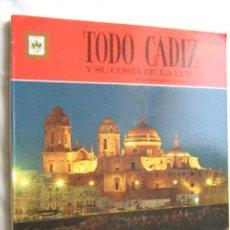Livros em segunda mão: TODO CÁDIZ Y SU COSTA DE LA LUZ. 1984. ESCUDO DE ORO. Lote 30239447