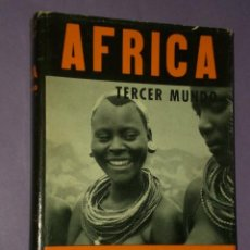 Libros de segunda mano: AFRICA, TERCER MUNDO.. Lote 30339201