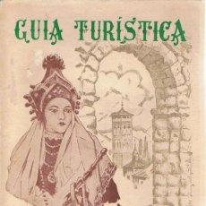 Libros de segunda mano: GUÍA TURÍSTICA DE SEGOVIA. Lote 30439815