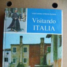 Libros de segunda mano: VISITANDO OTROS PAISES, EDICION 1973, 63 PAGINAS, CON FOTOS A COLOR, TAPA DURA SIN SOBRECUBIERTA . . Lote 30449039