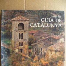 Libros de segunda mano: GUIA DE CATALUNYA, PER JOSEP PLA. FOTOGRAFIES: FRANCESC CATALÀ ROCA. ED. DESTINO-1978. Lote 30451432