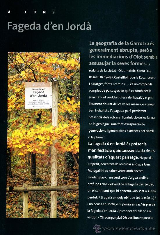 Libros de segunda mano: Catalunya a FONS – Parcs Naturals - Foto 3 - 30527976