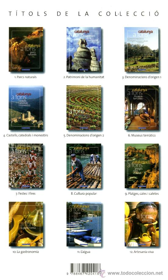 Libros de segunda mano: Catalunya a FONS – Parcs Naturals - Foto 4 - 30527976