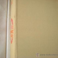 Libros de segunda mano: AFRICA ABANDONA LA SELVA.GISELA BONN.PLAZA JANES.TRADUCCIÓN DE J. M. POMARES OLIVARES.1968. 1ª ED. Lote 30758986