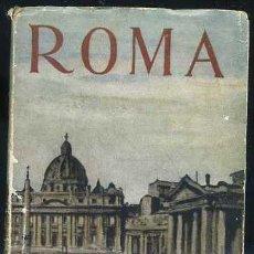 Libros de segunda mano: PEDRO A. DE ALARCÓN : ROMA (AFRODISIO AGUADO, 1950). Lote 31460328