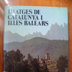 Libros de segunda mano: IMATGES DE CATALUNYA I ILLES BALEARS - JOSEP M.ESPINÀS - PRÒLEG:SALVADOR ESPRIU.. Lote 31559271