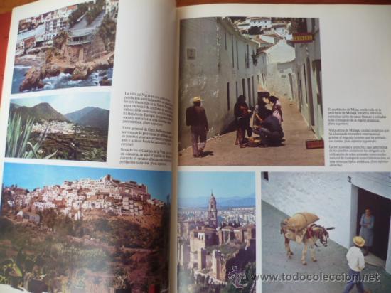 Libros de segunda mano: ESPAÑA EN COLOR - NESTOR LUJAN - TODAS LAS COMUNIDADES AUTONOMAS - CEDAG - 1979 - 1ª EDICION - Foto 4 - 31560565