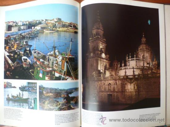 Libros de segunda mano: ESPAÑA EN COLOR - NESTOR LUJAN - TODAS LAS COMUNIDADES AUTONOMAS - CEDAG - 1979 - 1ª EDICION - Foto 6 - 31560565