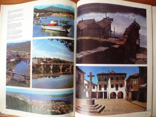 Libros de segunda mano: ESPAÑA EN COLOR - NESTOR LUJAN - TODAS LAS COMUNIDADES AUTONOMAS - CEDAG - 1979 - 1ª EDICION - Foto 7 - 31560565