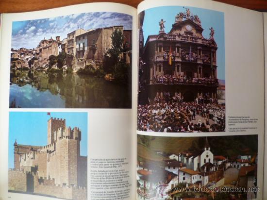 Libros de segunda mano: ESPAÑA EN COLOR - NESTOR LUJAN - TODAS LAS COMUNIDADES AUTONOMAS - CEDAG - 1979 - 1ª EDICION - Foto 8 - 31560565
