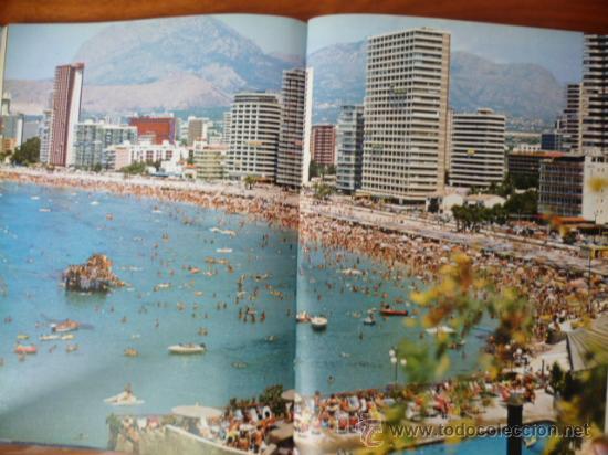 Libros de segunda mano: ESPAÑA EN COLOR - NESTOR LUJAN - TODAS LAS COMUNIDADES AUTONOMAS - CEDAG - 1979 - 1ª EDICION - Foto 9 - 31560565