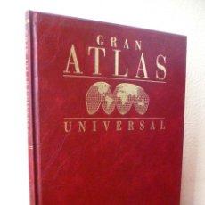 Libros de segunda mano: GRAN ATLAS UNIVERSAL SALVAT, EUROPA. 30,5 X 23 CM, VOL. 1. Lote 31561437