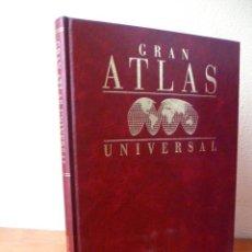 Libros de segunda mano: GRAN ATLAS UNIVERSAL SALVAT, ESPAÑA. 30,5 X 23 CM. Lote 31561469