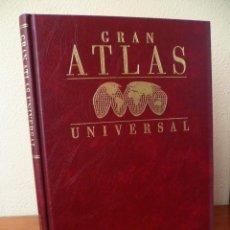 Libros de segunda mano: GRAN ATLAS UNIVERSAL SALVAT, INDICE. 30,5 X 23 CM - VOL. 5. Lote 31561497