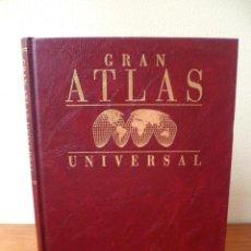 Libros de segunda mano: GRAN ATLAS UNIVERSAL SALVAT, EUROPA-ASIA. 30,5 X 23 CM - VOL. 2. Lote 31561520
