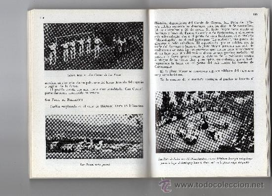 Libros de segunda mano: GUIA TURÍSTICA DE OLOT por ALEJANDRO CUÉLLAR, 213 FOT. PLANOS, DIBUJOS, INCLUYE GUIA COMERCIAL - Foto 6 - 32091766