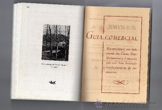 Libros de segunda mano: GUIA TURÍSTICA DE OLOT por ALEJANDRO CUÉLLAR, 213 FOT. PLANOS, DIBUJOS, INCLUYE GUIA COMERCIAL - Foto 7 - 32091766