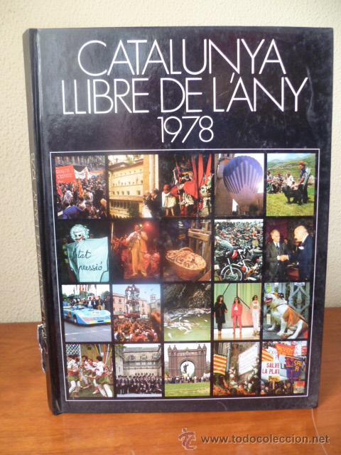 CATALUNYA LLIBRE DE LÁNY 1978 (Libros de Segunda Mano - Geografía y Viajes)