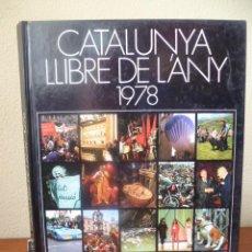 Libros de segunda mano: CATALUNYA LLIBRE DE LÁNY 1978. Lote 32102373