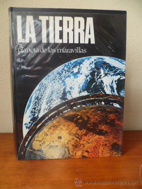 LA TIERRA, PLANETA DE LAS MARAVILLAS POR HANNS KNEIFEL DE CÍRCULO DE LECTORES EN BARCELONA 1973 (Libros de Segunda Mano - Geografía y Viajes)
