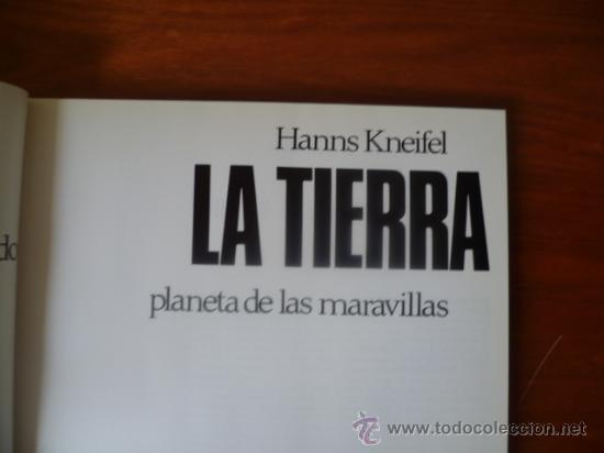 Libros de segunda mano: La Tierra, planeta de las maravillas por Hanns Kneifel de Círculo de lectores en Barcelona 1973 - Foto 2 - 32102485