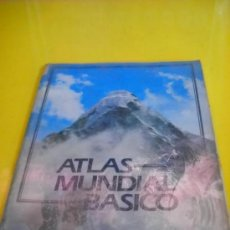Libros de segunda mano: ATLAS MUNDIAL BASICO PLANETA-AGOSTINI . Lote 32304795