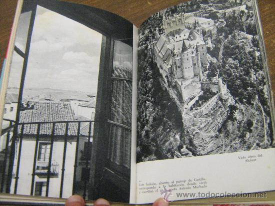 Libros de segunda mano: GUIA DE SEGOVIA - MARQUES DE LOZOYA - EDITORIAL NOGUER 1965 - Foto 4 - 32343146