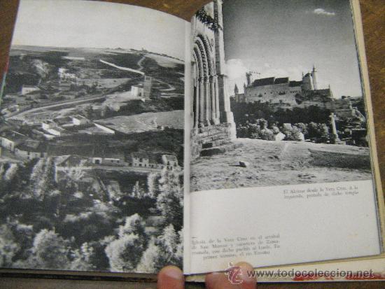 Libros de segunda mano: GUIA DE SEGOVIA - MARQUES DE LOZOYA - EDITORIAL NOGUER 1965 - Foto 5 - 32343146