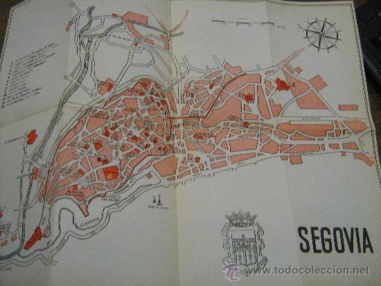 Libros de segunda mano: GUIA DE SEGOVIA - MARQUES DE LOZOYA - EDITORIAL NOGUER 1965 - Foto 6 - 32343146