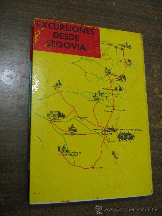 Libros de segunda mano: GUIA DE SEGOVIA - MARQUES DE LOZOYA - EDITORIAL NOGUER 1965 - Foto 7 - 32343146