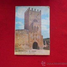 Libros de segunda mano: LIBRO EL MONASTERIO DE PIEDRA LEANDRO JORNET SU HISTORIA, DESCRIPCION, VALLES Y LEYENDAS L-1048. Lote 32529084