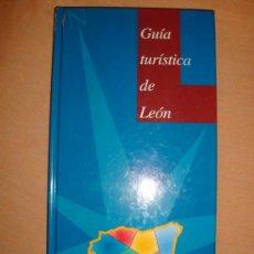 Libros de segunda mano: GRAN GUÍA TURÍSTICA DE LEÓN-LA TIERRA DE LOS SECRETOS FORMATO EXTRA LARGO, DIP. LEÓN-IPELSA-FUTURES.. Lote 73417278