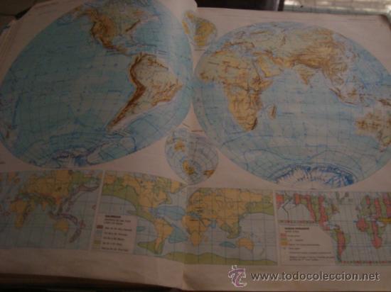 Libros de segunda mano: atlas general basico aguilar, 43ª ediciono 1975 - Foto 58 - 32741167
