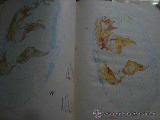 Libros de segunda mano: atlas general basico aguilar, 43ª ediciono 1975 - Foto 56 - 32741167