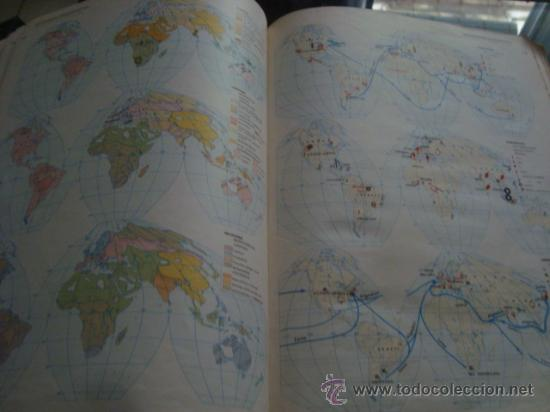 Libros de segunda mano: atlas general basico aguilar, 43ª ediciono 1975 - Foto 55 - 32741167