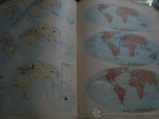 Libros de segunda mano: atlas general basico aguilar, 43ª ediciono 1975 - Foto 54 - 32741167