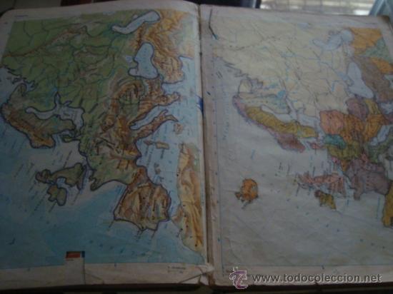 Libros de segunda mano: atlas general basico aguilar, 43ª ediciono 1975 - Foto 52 - 32741167