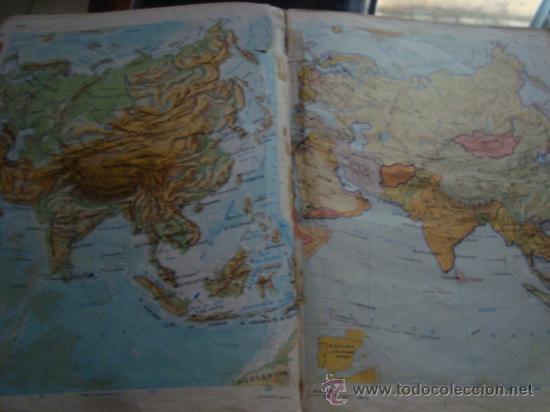 Libros de segunda mano: atlas general basico aguilar, 43ª ediciono 1975 - Foto 51 - 32741167