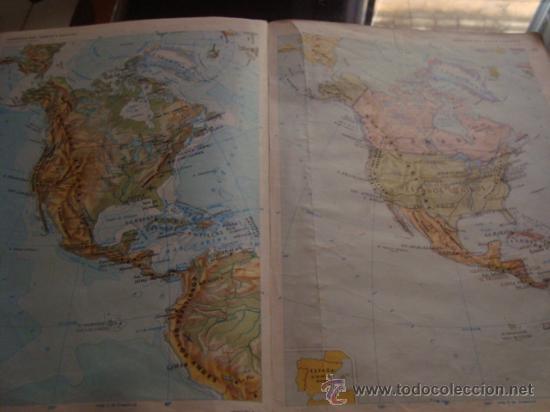 Libros de segunda mano: atlas general basico aguilar, 43ª ediciono 1975 - Foto 49 - 32741167