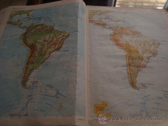 Libros de segunda mano: atlas general basico aguilar, 43ª ediciono 1975 - Foto 48 - 32741167