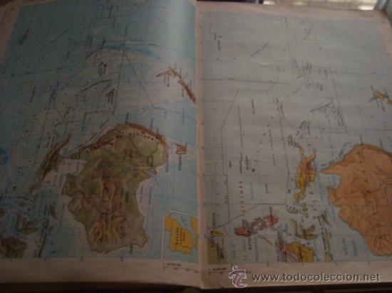 Libros de segunda mano: atlas general basico aguilar, 43ª ediciono 1975 - Foto 47 - 32741167