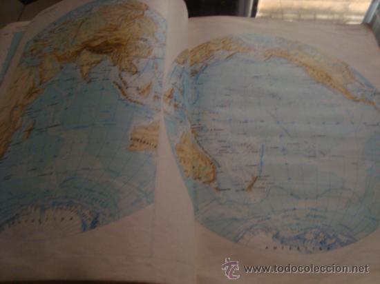Libros de segunda mano: atlas general basico aguilar, 43ª ediciono 1975 - Foto 46 - 32741167