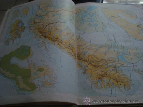 Libros de segunda mano: atlas general basico aguilar, 43ª ediciono 1975 - Foto 44 - 32741167